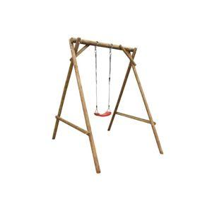 Detská drevená hojdačka Marimex 1